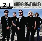 20th Century Masters - The Millennium Collection: The Best of Creedence Clearwater Revi [Remaster] by Creedence Clearwater Revisited (CD, Sep-2006, Hip-O)
