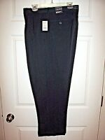 Men's Linea Dome Charcoal Dress Pants 36 Waist 30 Inseam $25 Store Tags