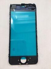 iPhone 5C Glas Scheibe Displayglas inkl. Rahmen / cold press frame schwarz black