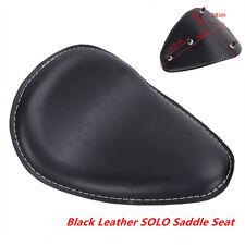 1Pcs Motorcycle SOLO Seat for Harley Honda SUZUKI Sportster Chopper Bobber Cafe
