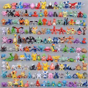 24-72-144-192PCS-Pokemon-Action-Figures-Mini-Series-PVC-Toy-Gift-No-Repeat-2-3CM