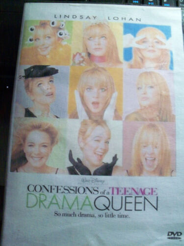 1 of 1 - Confessions Of A Teenage Drama Queen (DVD, 2004