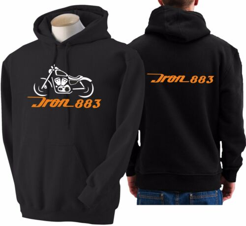 Hoodie for bike Harley Davidson IRON 883 sweatshirt hoody Sudadera moto sweater