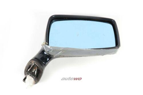 Außenspiegel Rechts blau 893857502H Audi 80//90//Coupe//Cabrio 89//B4 elektr