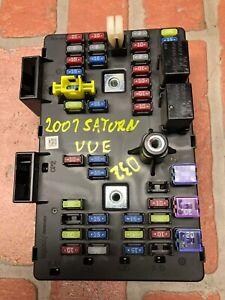 2006-2007 SATURN VUE 5 DOOR SUV GAS BODY FUSE RELAY ...