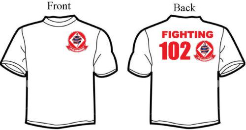 VF-102 Diamondbacks Squadron T-Shirt Customize