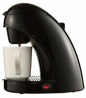 Brentwood Ts-112b 1-cup Coffee Maker
