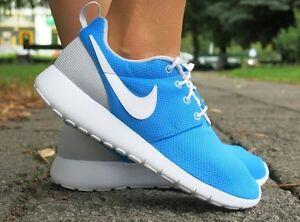Nike-Roshe-One-GS-Trainer-Photo-Blue-599728-412-UK4-EUR-36-5-US4-5Y