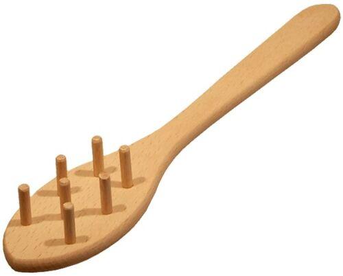 Spaghetti élévateur des spaghettis fourche en bois pâtes fourche