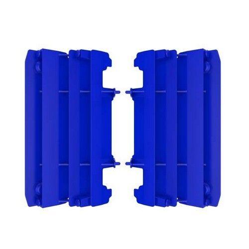 Polisport Grilles Protections Radiateur Bleu Husqvarna 125 TC