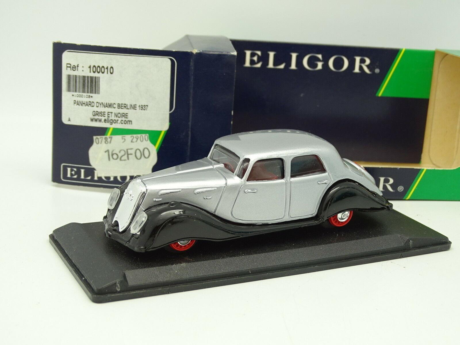 Eligor 1 43 - Panhard Dynamic Sedan 1937