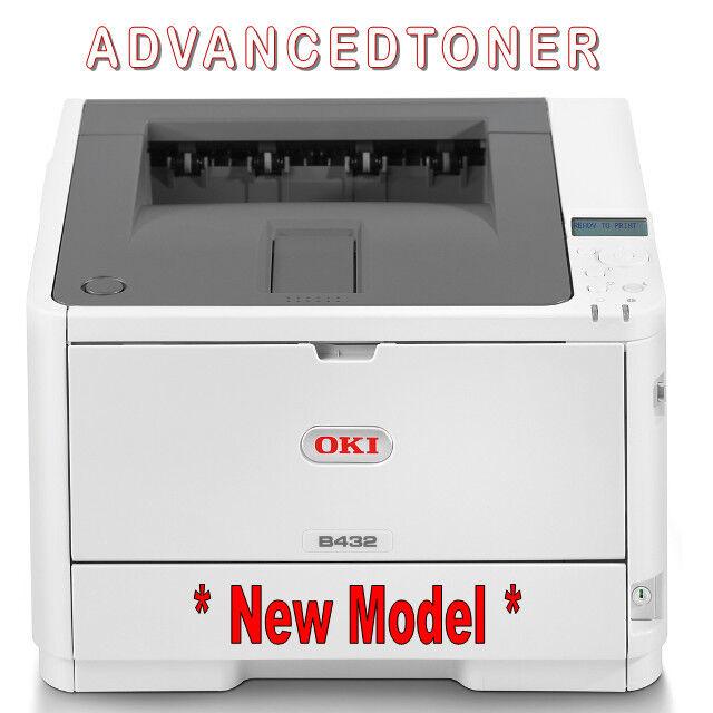 Oki B432DN Network Laser Printer with Duplex + 3 Year Wty * EOFY SPECIAL *
