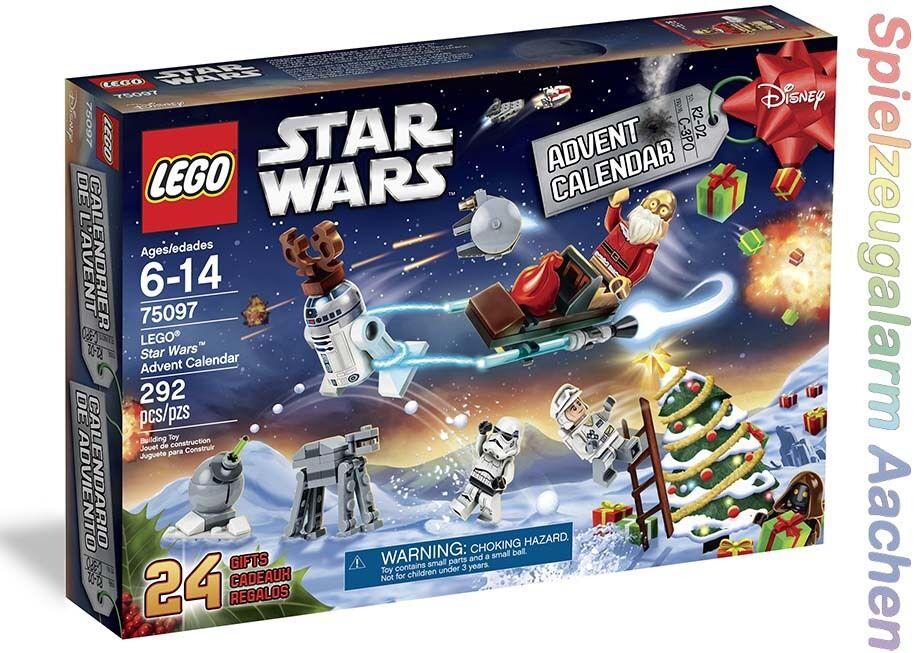 LEGO 75097 Star Wars Adventskalender Adventskalender Adventskalender Advent Calendar aus 2015 C-3PO Santa Jawa d1db7e