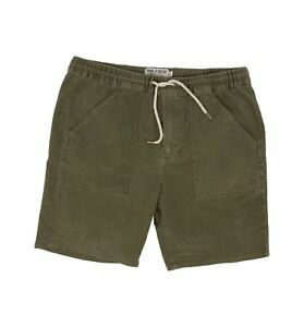 2019-NWT-MENS-IRON-AND-RESIN-LOGAN-SHORT-36-Military-17-5-034-outseam