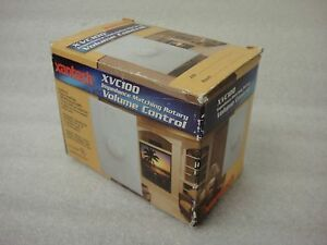 Xantech-XVC100-Impedance-Matching-Rotary-Speaker-Volume-Control-Receiver-NEW