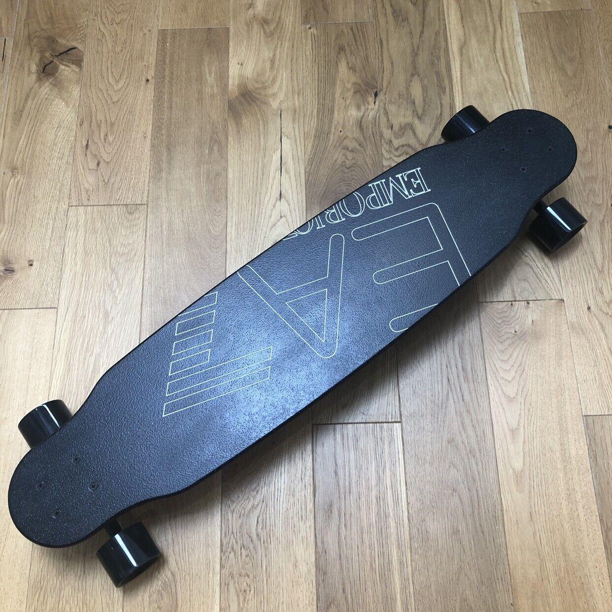 RARE ITEM Genuine Emporio EA7 longboard Brand new in  box , cost  enjoy 50% off