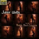 Live at Buddy Guy's Legends by Junior Wells (CD, Jun-1997, Telarc Distribution)