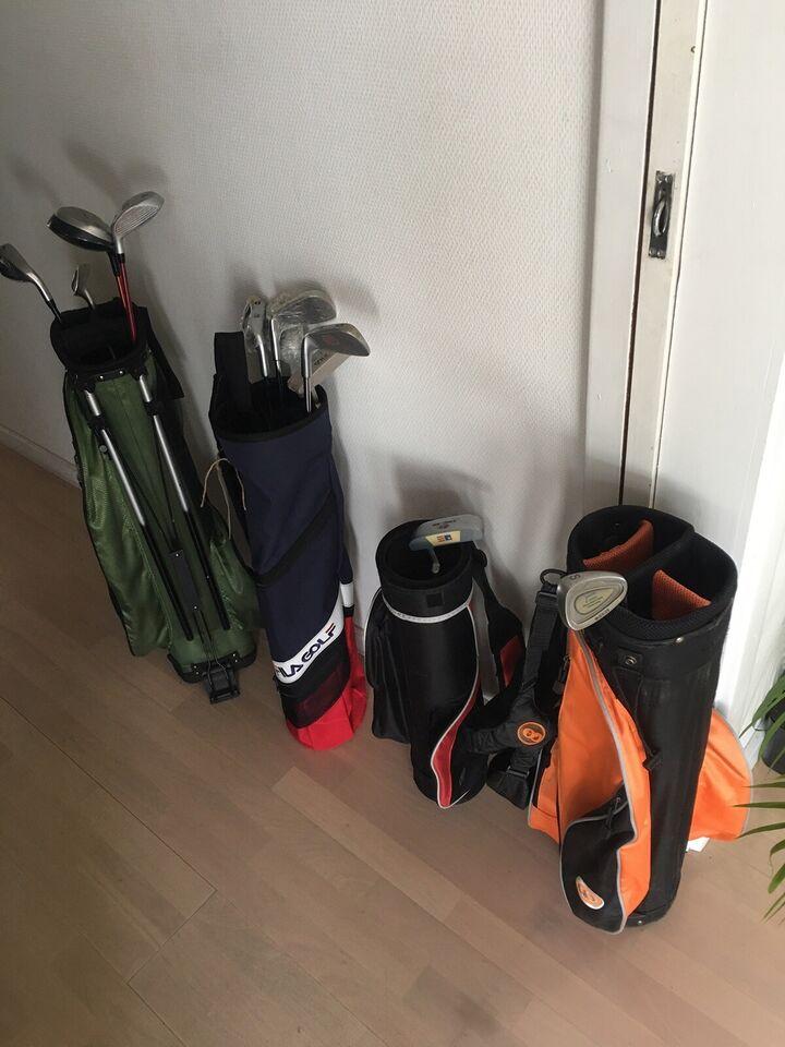 Andet golfudstyr, MacGregor & Jack Nicklaus