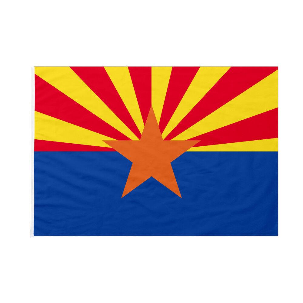 Bandiera Bandiera Bandiera da pennone Arizona 200x300cm c75217