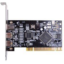 PCI FireWire 800 Card - Ieee1394b - Texas Instruments - TI Chipset ...