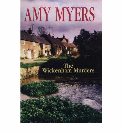 The Wickenham Murders (Severn House Large Print), Myers, Amy, Used; Acceptable B