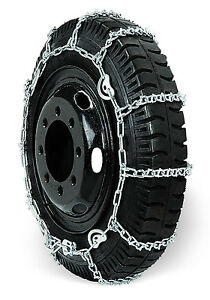 Grizzlar Gsl 2851cam V Bar Cam Alloy Truck Tire Chains 12