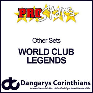 Corinthian Prostars WORLD CLUB LEGENDS (WCL) Blisters (Choose from list)