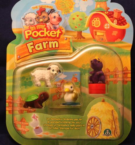 **In my Pocket Farm**Das Original**Preziosi**neu und unbespielt**