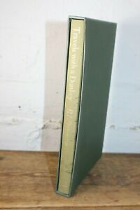 Travels-with-a-Donkey-R-L-Stevenson-The-Folio-Society-Hardcover-2001
