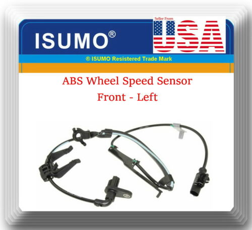 2 X ABS Wheel Speed Sensor Front Left /& Right Fits:Toyota Venza 2009-2015