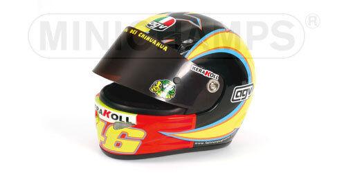AGV Helmet Valentino Rossi MotoGP 2005 327050046 scala 1 2 Minichamps