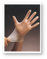 450 Vinyl Disposable Gloves Powder Free, 3 Boxes/150, Medical Grade Exam, Sz Lg