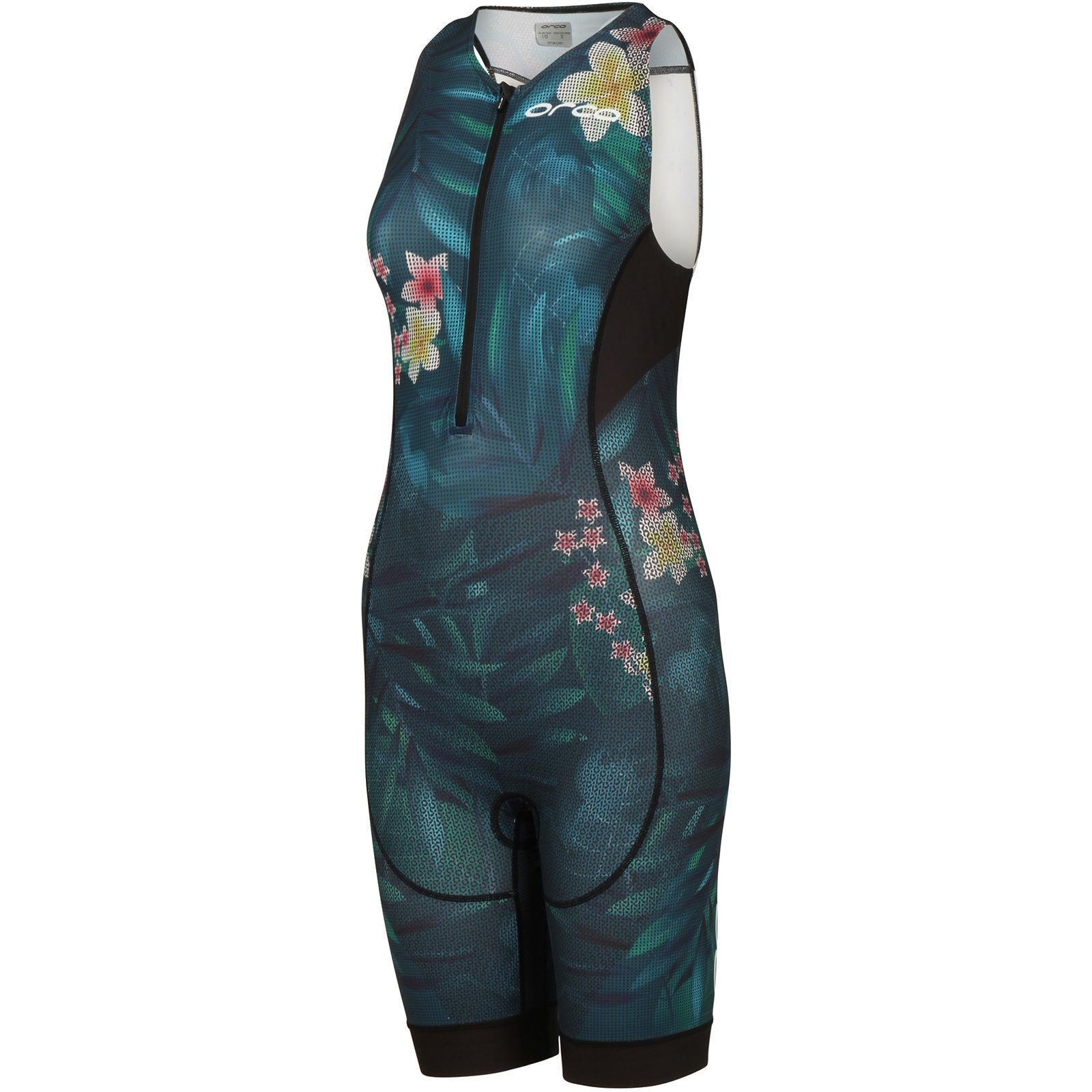 Orca Women's Tropics Tri Suit   EU XXL