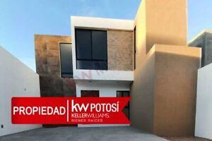 Casa en PRE-VENTA Fracc. Villa Magna 2da Sección S.L.P. $3,150,000.00