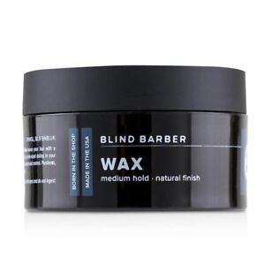 Blind-Barber-60-Proof-Wax-Medium-Hold-Natural-Finish-70g-Styling-Hair-Wax