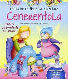 Cenerentola-Con-CD-Audio-Aa-vv-Libro-nuovo-in-offerta