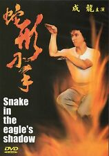Snake In The Eagle's Shadow (1978) DVD [Region Free] English Subs - Jackie Chan