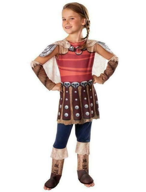 How To Train Your Dragon - Astrid Child Costume