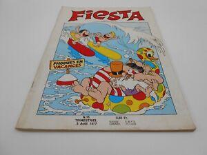 FIESTA-TRIMESTRIEL-NUMERO-15-EDITION-LUG-1977
