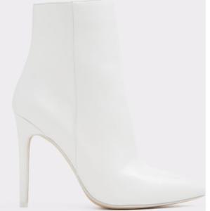 Aldo Women's Kearia Ankle Boots (White