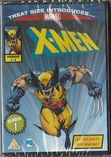 Marvel X-men Season 1 Episodes 5-6. Treat Size DVD. New & Sealed