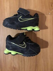 huge discount a22d3 fd556 Details about Nike Shox Turbo 12 Infant Shoes Size 2.5C