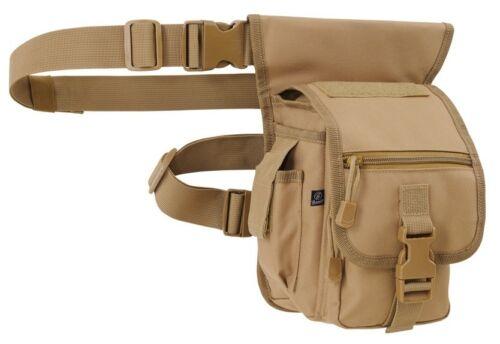 Brandit molle Side Kick Bag Sac de ceinture armée militaire airsoft Porte Système