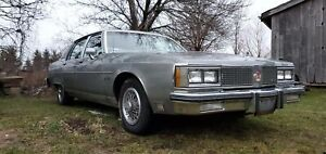 1984 Oldsmobile Regency 98