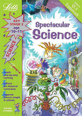 Spectacular Science (Letts Magical Topics)-ExLibrary