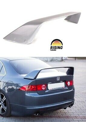 Acura TSX CL7 2003-2008 Rear Wing Composite Spoiler №2 for Honda Accord 7 VII