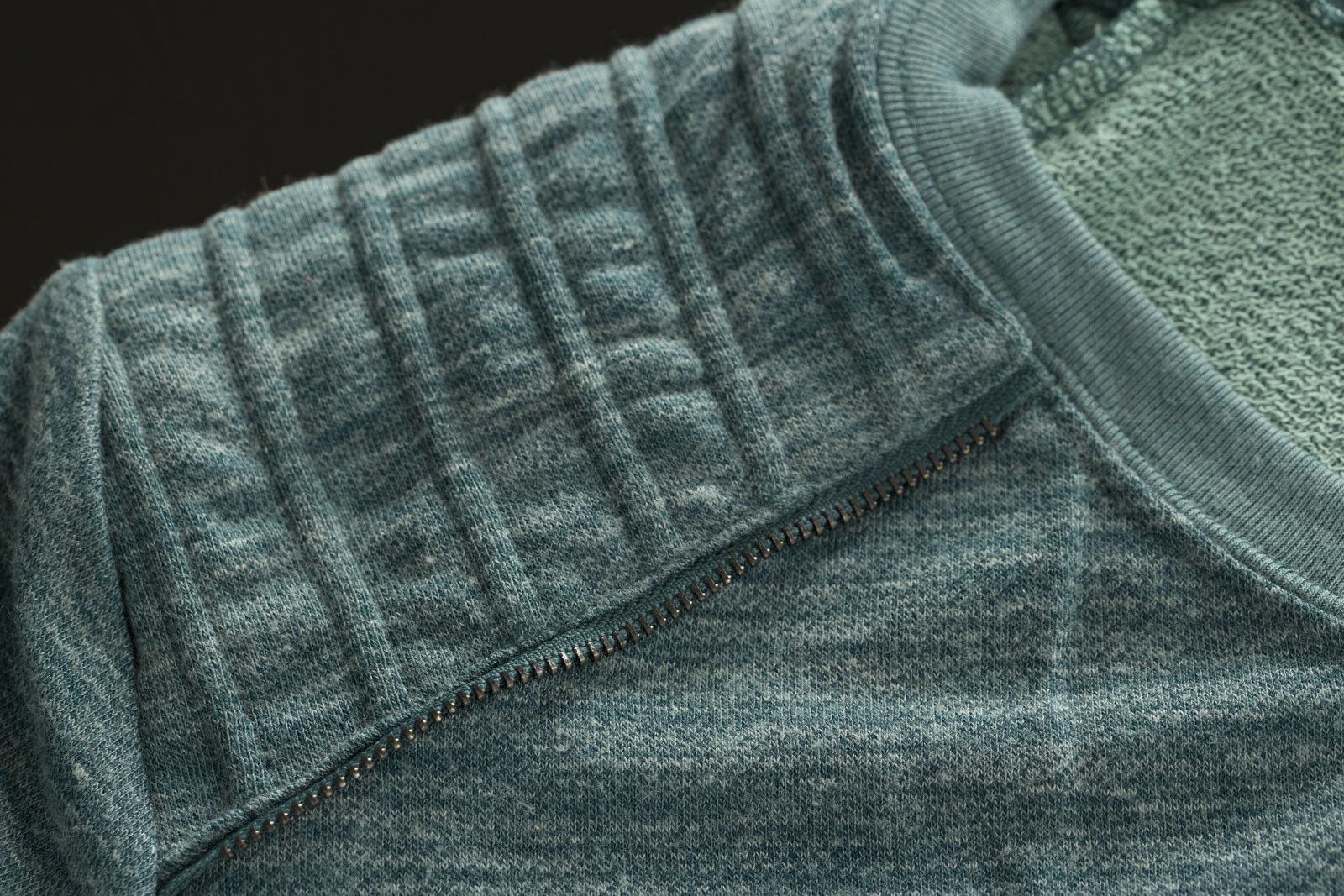 AFFLICTION Damen Pullover Jaded Petrol | Einfach Einfach Einfach zu bedienen  | Großhandel  | Online  | Flagship-Store  | Feinbearbeitung  1774e1