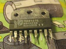 TDA6107Q Video output amplifier SIP PHILIPS 1pcs