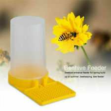 US Beehive Entrance Feeder Bee Hive Drinking Equip Beekeeping Supplies Farming C
