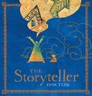 The Storyteller by Evan Turk (2016, Hardcover)